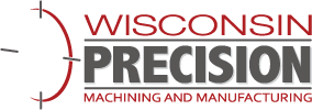 Wisconsin Precision Machining Company Logo